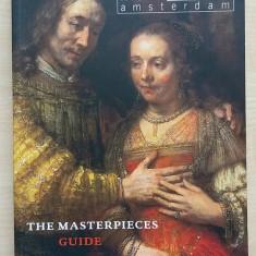Rijksmuseum Amsterdam – The Masterpieces Guide - Album Muzee