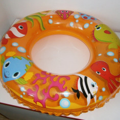 Colac gonflabil copii peste 5 ani! - Colac plaja Intex