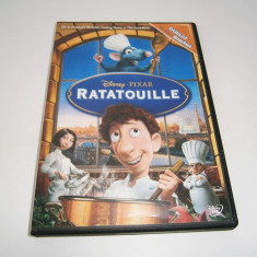 Ratatouille, DVD animatie Disney-Pixar, subtitrare romana! - Film animatie disney pictures
