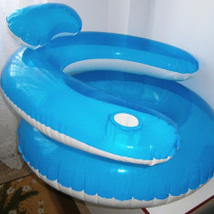Fotoliu gonflabil piscina