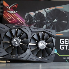 Placa video ASUS GeForce GTX 1060 STRIX GAMING 6GB DDR5 192-bit - Placa video PC