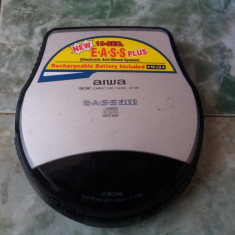 AIWA XP-570  EASS PLUS - CD player FUNCTIONEAZA .