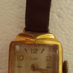 Ceas de mana - Luch - Ceas dama, Mecanic-Manual