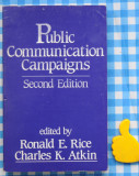 Public Communication Campaigns Ronald E Rice Charles K Atkin
