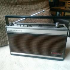Radio portabil vintage Nordmende Carrera de Luxe, stare excelenta. - Aparat radio