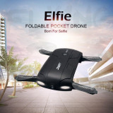 Drona Pliabila JJRC - H37, WIFI, FPV, Mentine altitudinea