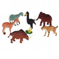 Set animale era glaciara Ice Age Animals