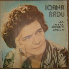 Disc Vinil - Ioana Radu - In micul orasel ! ! ! - Muzica Populara electrecord