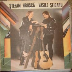 Disc Vinil - Stefan Hrusca & Vasile Seicaru ! ! ! - Muzica Folk electrecord