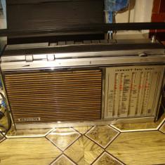 Radio vintage Grundig Concert Boy 1000 (varianta mono) -pentru reconditionare. - Aparat radio