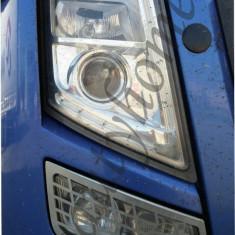 Ornament Inox Proiectoare Ceata Volvo FH/FM 2009-2015 - Tuning camioane