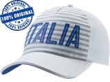 Sapca Puma Italia - sapca originala, Marime universala, Alb