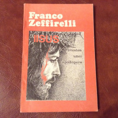 Carte - Iisus / povestea unei capodopere de Franco Zeffirelli anul 1991 -156 pag