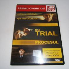 The Trial, Procesul-DVD film cu Anhony Hopkins! - Film drama Altele, Romana