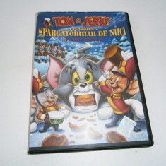 Tom si Jerry-Povestea spargatorului de nuci, DVD! - Film animatie warner bros. pictures, Romana