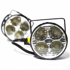 Kit proiectoare LED auto universale NSSC 510HP - DRL