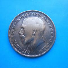 HOPCT ANGLIA 1 PENNY 1919 GEORGE I, Europa