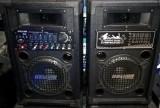Boxe active pentru karaoke set 2 boxe