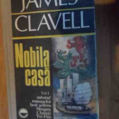 Nobila Casa Vol.1-2 - James Clavell, 535819 - Roman