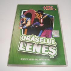 Oraselul lenes-DVD film pentru copii, sezon 2-disc 3! - Film animatie Altele, Romana