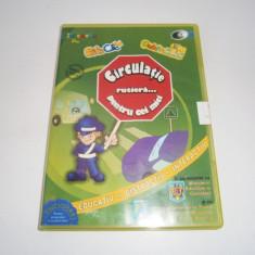 Circulatie rutiera pentru cei mici-joc-software educativ!