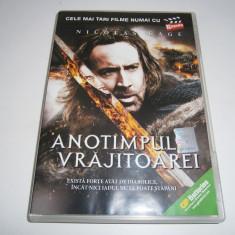 Anotimpul vrajitoarei-DVD film cu Nicolas Cage, 2001! - Film drama Altele, Romana