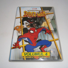 Spider-Man, DVD desene animate, volumul 4! - Film animatie sony pictures, Romana