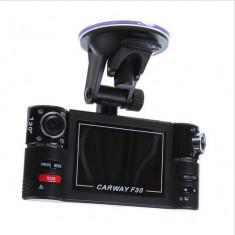 Dual video camera auto pt. mașini DVR 2.7 inch TFT LCD Camera 8 IR - Camera video auto