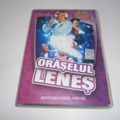 Oraselul lenes-DVD film pentru copii, sezon 2-disc 6! - Film animatie Altele, Romana