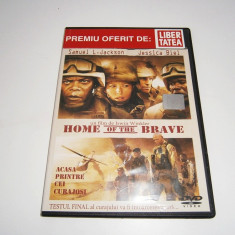 Home of the Brave, 2006, film pe DVD de Irwin Winkler! - Film drama Altele, Romana