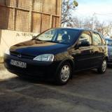 Vand Opel Corsa C, an 2001, motor 1.2 benzina - euro 4; foarte bine întreținută., 130700 km, 1199 cmc