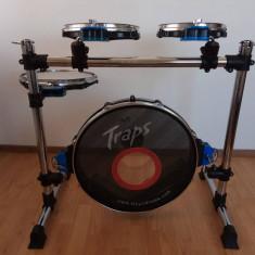 Vand Set de Tobe Altele acustice Traps portabil + husa de hardware