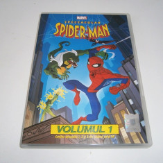 Spider-Man, DVD desene animate, volumul 1! - Film animatie sony pictures, Romana