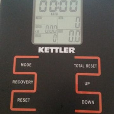 Bicicleta Eliptica Kettler verso 109. - Bicicleta fitness