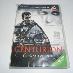 Centurion, DVD film istoric foarte bun, 2010! - Film actiune Altele, Romana