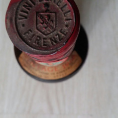 REZERVA VIN CHIANTI CASALBOSCO 1966 - Vinde Colectie, Aroma: Sec, Sortiment: Rosu, Zona: Europa