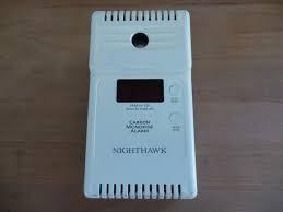 Detector Monoxid de Carbon-Kidde UK foto
