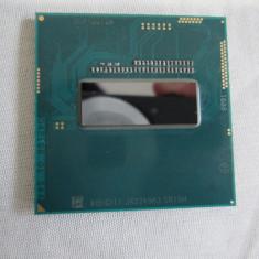 PROCESOR LAPTOP Intel Quad Core i7-4700MQ 6M Cache, up to 3.40 GHz - SR15H, Intel 4th gen Core i7, 2500- 3000 Mhz, Numar nuclee: 4, G3