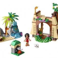 Lego® Disney Princess Vaiana Si Aventura Ei De Pe Insula - L41149
