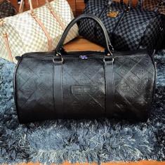 Geanta de voiaj/sala/travel/gym bag Louis Vuitton Revelation MODEL NOU 2017!!! - Geanta Barbati Louis Vuitton, Marime: One size, Culoare: Negru, Geanta de sold, Asemanator piele