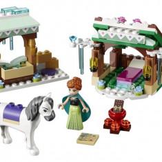 Lego® Disney Princess Anna Si Aventura Ei In Zapada - L41147