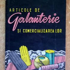 Articole de galanterie si comercializarea lor {Centrocoop, 1962}