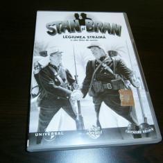 DVD Stan si Bran-Legiunea straina si alte 3 filme de succes! - Film comedie universal pictures, Romana
