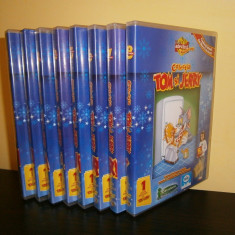 Colectia TOM si JERRY, 8 DVD-uri a cate 8 episoade animate! - Film animatie warner bros. pictures, Romana