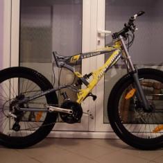 Bicicleta unica in Iasi, First Bike Legend. - Mountain Bike First Bike, 20 inch, 26 inch, Numar viteze: 24