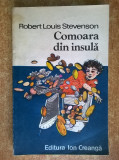 Robert Louis Stevenson – Comoara din insula, Robert Louis Stevenson