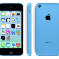 iPhone 5C Apple, Albastru, 8GB, Neblocat
