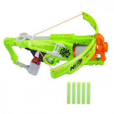 Nerf - Blaster Arbaleta Outbreaker - Hbb9093 - Pistol de jucarie Hasbro