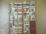 Prospettive februarie 1956 revista arhitectura Italia Milano