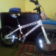 Bicicleta bmx, 16 inch, Numar viteze: 6